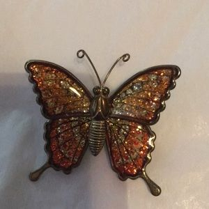 Jewelry - Butterfly Brooch